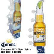 マーキーLEDサインライト CORONA LIGHT 【コロナビール 電飾看板】