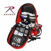 Rothco EMS Trauma Backpack EMSトラウマバッグパック レッド