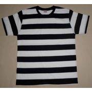 CAB 5オンス ボールドボーダー Tシャツ