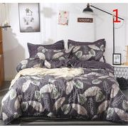独特の存在感 韓国ファッション  枕カバー 4点セット ふとんのシーツ シーツ シングルベッド 寝具