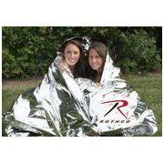 Rothco 2-Person Polarshield Survival Blanket 2人用サバイバルブランケット