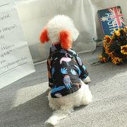 犬服 夏用  ペットウェア ドッグウェア かわいい ペット用品 インスタ映え 小型犬 中型犬