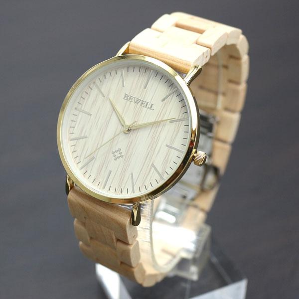 new concept f7482 01717 木製腕時計天然素材 木製腕時計 軽い 軽量 WDW029-01 メンズ ...