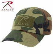 Rothco Tactical Operator Cap タクティカルオペレーターCAP ウッドランドカモ