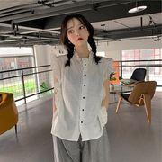 韓国ファッション可愛 学生 合わせやすい カジュアル Tシャツ 女 ブラウス  シャツ