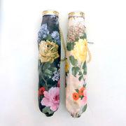 【日本製】【雨傘】【折りたたみ傘】日本製極薄生地超軽量丸ミニ4段式折畳傘
