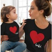 親子兼用★新作★子供服★個性的な子供向けトップス★可愛いキッズ服★★Tシャツ