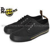 S) 【ドクターマーチン】 スニーカー 21951001 プレスラー PRESSLER 靴 ブラック メンズ
