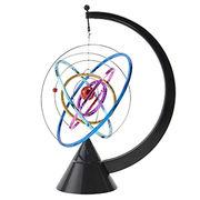 【Fun Science】キネティックアート 太陽系