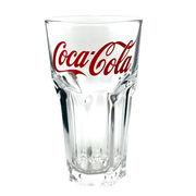 これはめずらしい!コカ・コーラのヨーロッパ輸出用タンブラー!【コカコーラ ユーロタンブラー】
