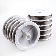 1個50m 鋼線 ステンレス 0.38mm 0.45mm コード ライン ワイヤー 針金 材料 ハンドメイド 手芸