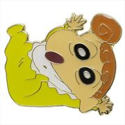 【ピンバッジ】クレヨンしんちゃん ピンズ ひまわり