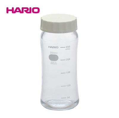 「公式」 耐熱ボトル オーヴァル HBO-250-W HARIO(ハリオ)