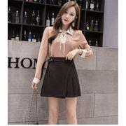 女性らしさ満点の魅力スタイルを Aライン ミニスカート スリムフィット 学院風 スカート