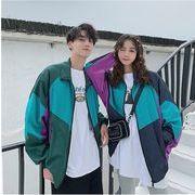【大きいサイズS-XXL】ファッション/人気コート♪グリーン/ブルー2色展開◆