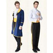 【ハロウィン】王子様 S-XL Halloween コスプレ衣装 ワンサイズ レディース コスチューム