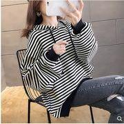 【大きいサイズ】ファッション/人気トップス♪アンズ/ホワイト2色展開◆
