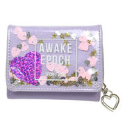【予約販売】(10月納品) 三つ折り財布 (ティンク)【ジュニア カード ケース 財布】