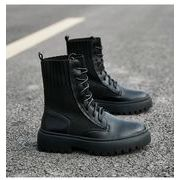 韓国ファッション ショ ヒール ショートブーツ カジュアルシューズ 靴