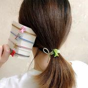 ヘアゴム★ヘアアクセサリー★ゴム髪留め★頭飾り★髪飾り