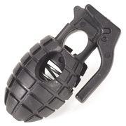 コードストッパー プラスチック 手榴弾型