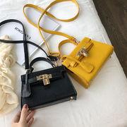 2019新作 バッグ ショルダーバッグ pu ハンドバッグ オシャレ 韓国 ファッション