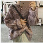 レディース☆★ニット服★素敵なデザイン★ニットウェア★セーター☆★長袖ニットシャツ