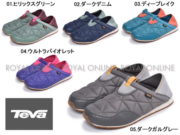 S) 【テバ】 スリッポン 1103202 エンバーモック EMBER MOC ユニバーサル スポーツサンダル 全5色 キッズ