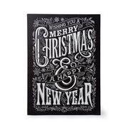 クリスマス サインアートボード