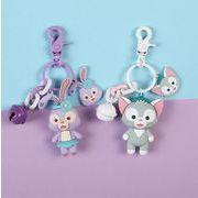 【ファッション新作】 キーホルダー 鍵飾り バッグ飾り 飾り 鍵 可愛い ディズニー