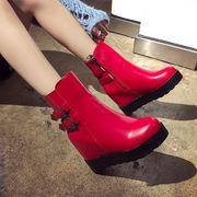 マーティンブーツ 女靴 年 新しいデザイン 秋 靴 ネット レッド 何でも似合う イング