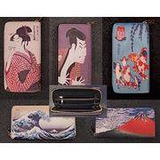 浮世絵 長財布 5種