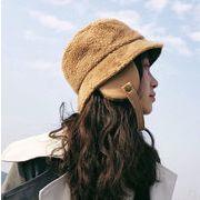 新作 レディース 帽子 キャップ  ハット 防寒