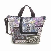 LeSportsac トートバッグ EASY CARRY TOTE 2431 レディース HERITAGE SCARF F342