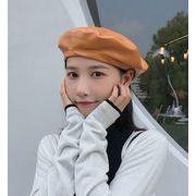 秋新作 レディース 帽子 キャップ  ハット ベレー帽  ファッション