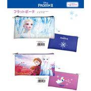 ディズニー「アナと雪の女王2」フラットポーチ