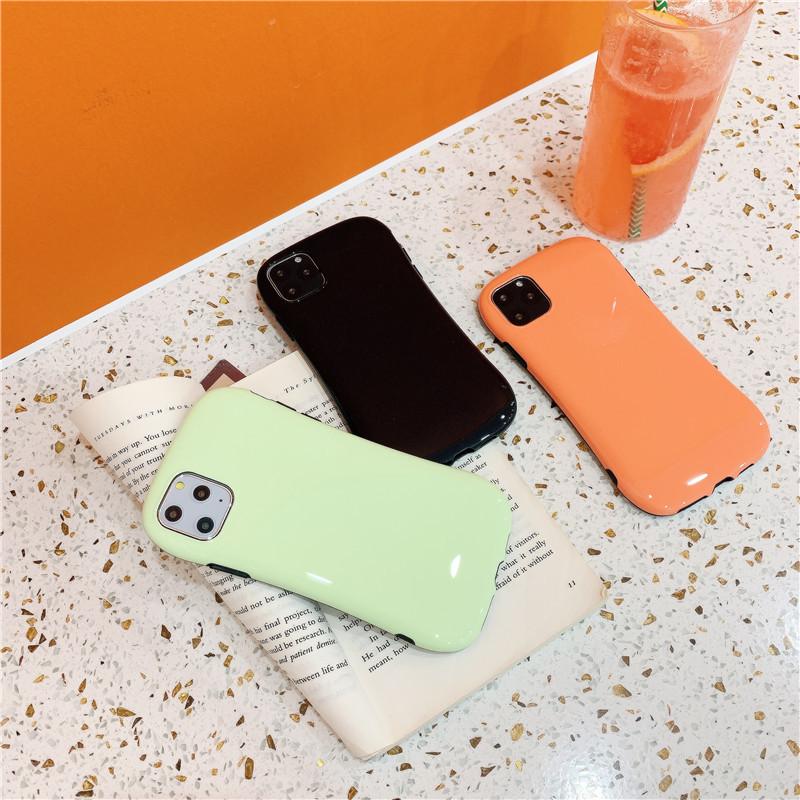 iPhone11 ケース iPhoneカバー iPhone ケース 無地スマホケース