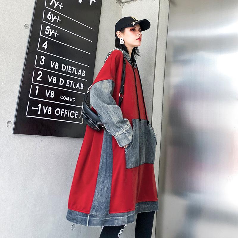 u15476 ブラウス オーバー レディース トップス コート ジャケット ins 大きいサイズ