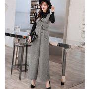 今だけの特別価格!/韓国ファッション/セーター/ワイドパンツ/ツーピース/スリムフィット/オシャレ