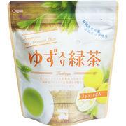 ※ゆず入り緑茶 ティーバッグ 3g×10包入