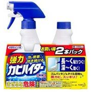 花王 強力カビハイター 風呂用洗剤 スプレー 本体+詰替ペア