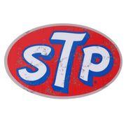 【ステッカー】STP 防水ステッカー LOGO OLD