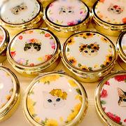 アクセサリーケース ねこ「fleurs&chats」