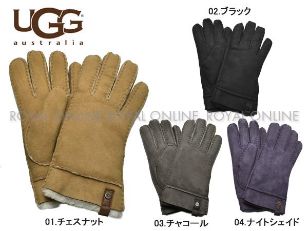 S) 【アグ】 手袋 17366 テニー グローブ W TENNEY GLOVE 全4色 レディース