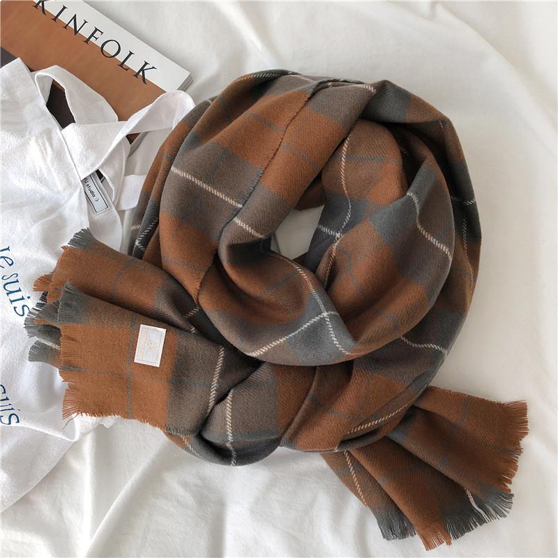 ストール ひざかけ スカーフ マフラー 韓国ファッション フェイクウール