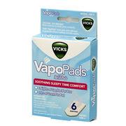 VICKS ヴィックス スチーム加湿器 V750 専用 芳香パッド 6枚入