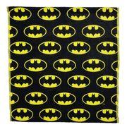 【ハンドタオル】BATMAN ウォッシュタオル バットマンロゴちらし