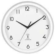 電波掛時計 カペラ Φ27cm ホワイト