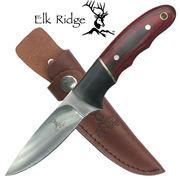Elk Ridge アウトドアナイフ ER-029 パッカーウッドハンドル