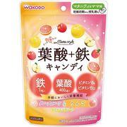 アサヒグループ食品(WAKODO) ママスタイル 葉酸+鉄キャンディー